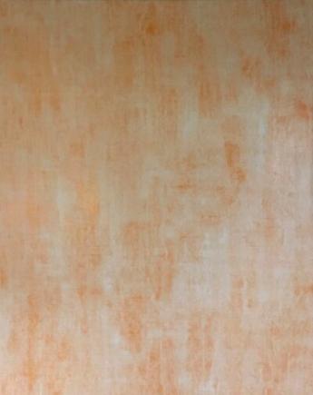 "Painting by Ege Arp-Hansen ""origin 2018 acrylics on linen canvas 145 x 115 x 3 cm"