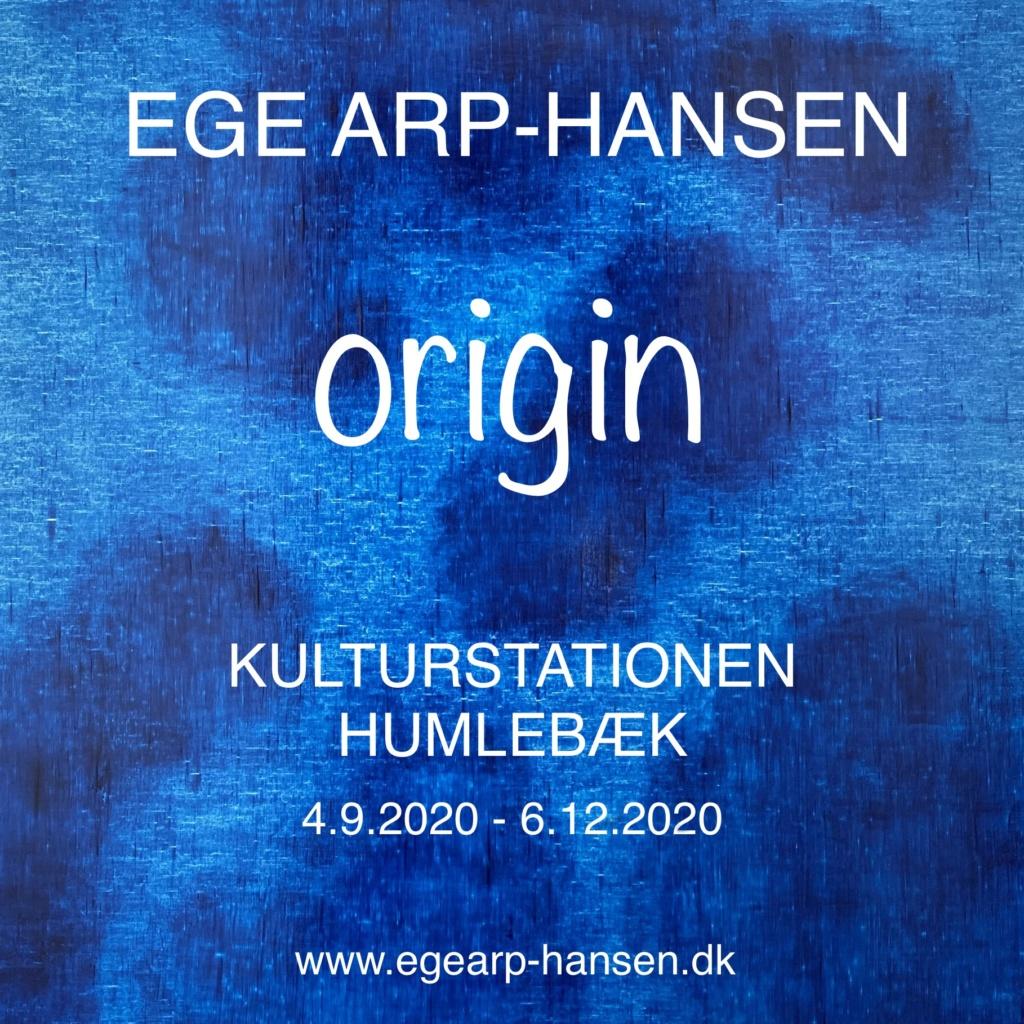 Ege Arp-Hansen origin poster